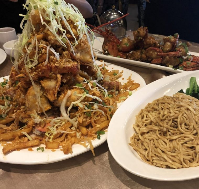 Best Chinese Style Lobster in Toronto