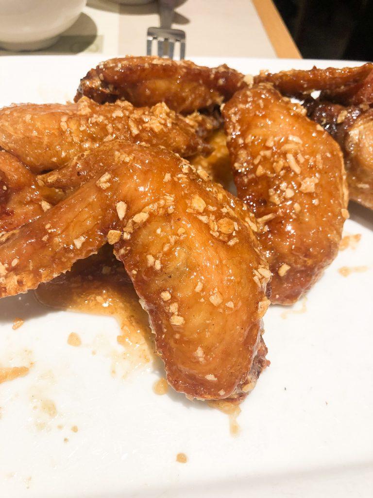 Congee Queen - Honey Garlic Chicken Wings