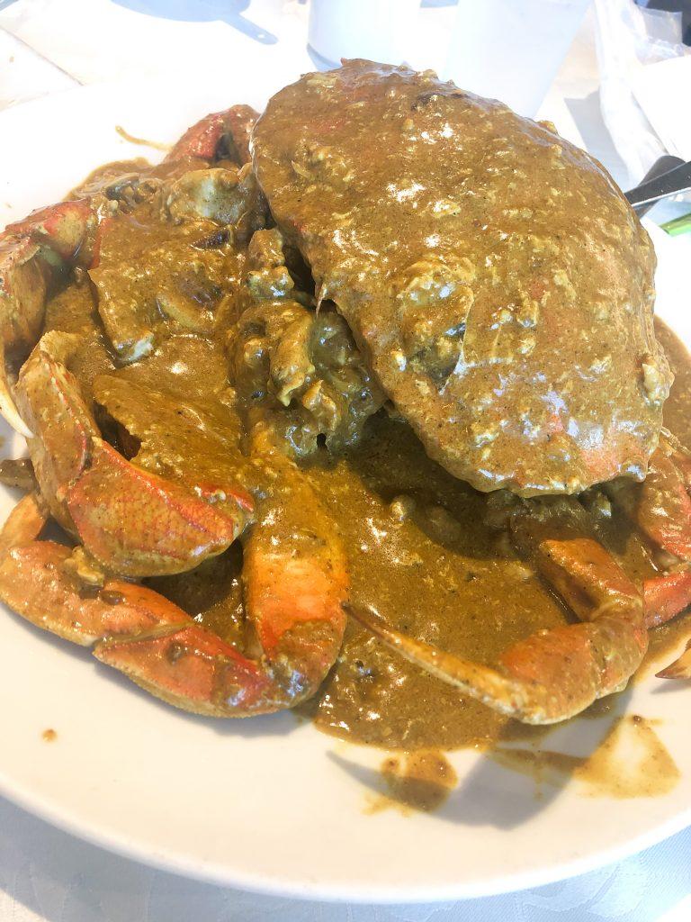 Saigon Star - Signature Curry Crab